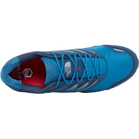 The North Face Ultra MT GTX Running Trail Shoes Men Shady Blue/Seaport Blue